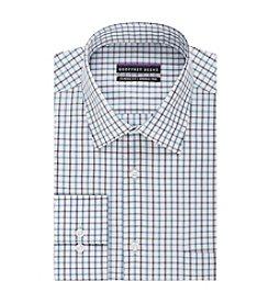 Geoffrey Beene® Men's Regular Fit Spread Collar Dress Shirt