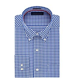 Tommy Hilfiger® Men's Regular Fit Gingham Dress Shirt