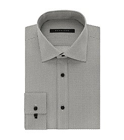 Sean John® Men's Regular Fit Printed Dress Shirt