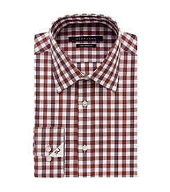 Sean John® Men's Regular Fit Check Pattern Dress Shirt