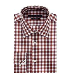 Sean John® Men's Regular Fit Check Pattern Dress Shirt