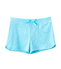 mix&MATCH Girls' 2T-6X Solid Shorts