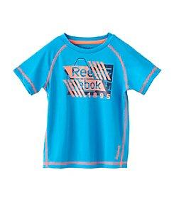 Reebok® Boys' 8-20 Slant Short Sleeve Tee