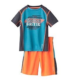 Reebok® Boys' 2T-7 2-Piece Graphic Set