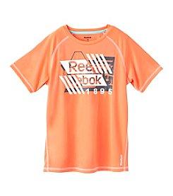 Reebok® Boys' 2T-7 Slant Short Sleeve Tee