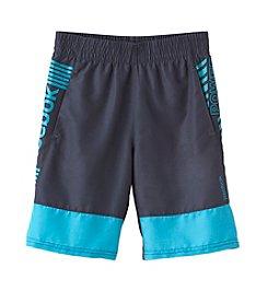 Reebok® Boys' 2T-7 Woven Angle Shorts