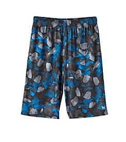 Mambo® Boys' 8-20 Allover Print Mesh Shorts