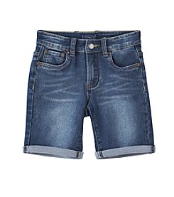 Lucky Brand® Boys' 2T-7 Dark Wash Denim Shorts