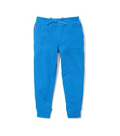 Ralph Lauren Childrenswear Girls' 2T-6X French Terry Pants