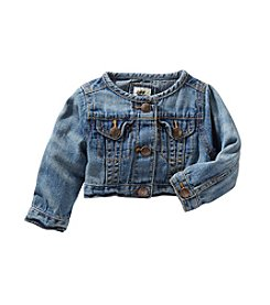 OshKosh B'Gosh® Baby Girls' 12-24M Denim Jacket