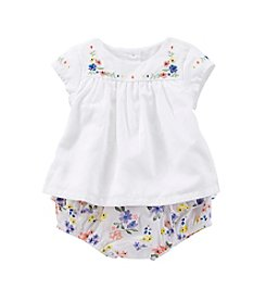 OshKosh B'Gosh® Baby Girls' 3-24M Two-Piece Babydoll Set
