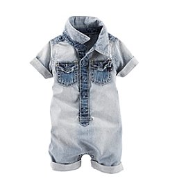 OshKosh B'Gosh Baby Boys' 3-24 Month Striped Romper
