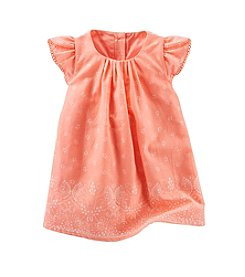 OshKosh B'Gosh® Baby Girls' 12-24M Floral Print Flutter Dress