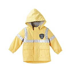 London Fog® Baby Boys Policeman Raincoat