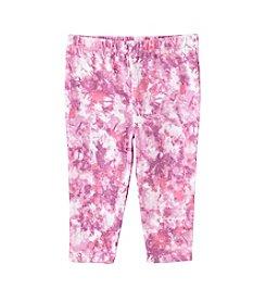 mix&MATCH Baby Girls' Tie Dye Printed Leggings