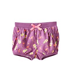 Mix & Match Baby Girls' Knit Bubble Shorts