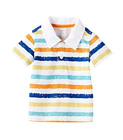 mix&MATCH Baby Boys' 12-24 Month Striped Polo