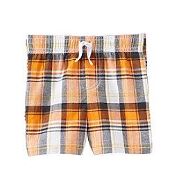 Mix & Match Baby Boys' Plaid Shorts