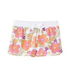 Mix & Match Girls' 2T-6X Printed Shorts