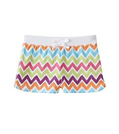 mix&MATCH Girls' 2T-6X Printed Shorts