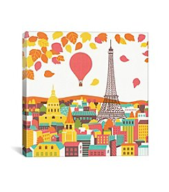 iCanvas Paris by Boyoun Kim Canvas Print
