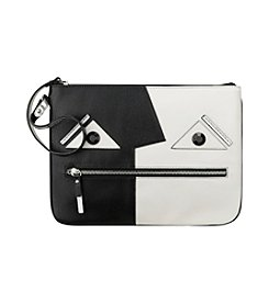 Nine West® Faces Zip Wristlet