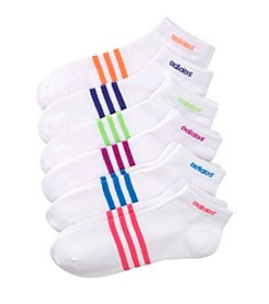 adidas® 6-Pack Superlite Low Cut Socks