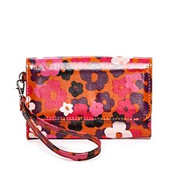 Relativity® Floral Midi Cell Wristlet