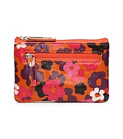 Relativity® Floral Card, Key And Coin Purse