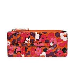 Relativity® Floral Slim Organizer Wallet