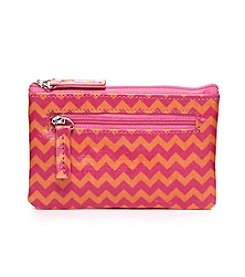 Relativity® Chevron Card, Key And Coin Purse