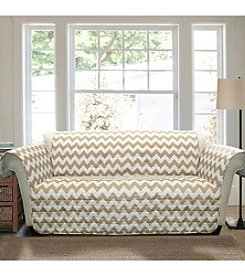 Forever New Chevron Loveseat or Sofa Slipcover