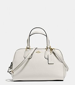 COACH NOLITA SATCHEL IN PEBBLE LEATHER