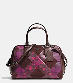 COACH NOLITA SATCHEL IN PATCHWORK LEATHER
