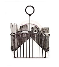 Gourmet Basics by Mikasa Rope Buffet Caddy