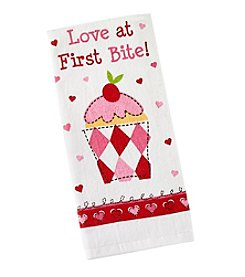 Ritz® Valentine Cupcake Kitchen Towel