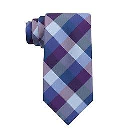 Tommy Hilfiger® Men's Buffalo Tartan Plaid Tie