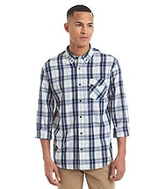 Levi's® Men's Long Sleeve Woven One Pocket Teddy Button Down Shirt