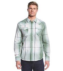 Levi's® Men's Long Sleeve Woven Two Pocket Western Bubba Button Down Shirt
