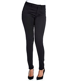 Rewash® Velvet Denim Skinny Jeans