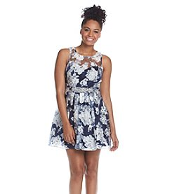 Bee Darlin' Floral Party Dress