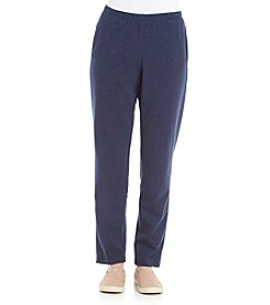 Ruby Rd. French Terry Pull On Pants