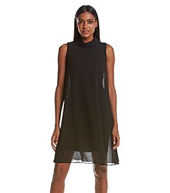 Vince Camuto® Ponte Trapeze Dress