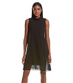 Vince Camuto® Ponte Trapeze Dress