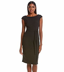 Adrianna Papell® Midi Sheath Dress