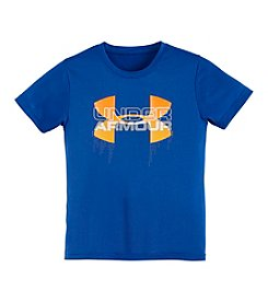 Under Armour® Boys' 2T-7 Short Sleeve Logo Tee