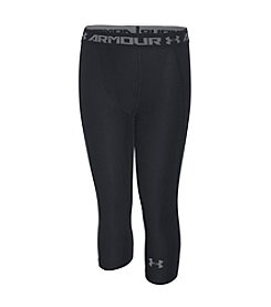 Under Armour® Boys' 8-20 3/4 Leggings