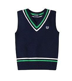 Chaps® Boys' 2T-20 V-Neck Sweater Vest