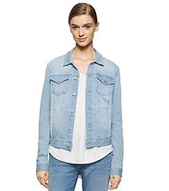 Calvin Klein Jeans® Denim Trucker Jacket