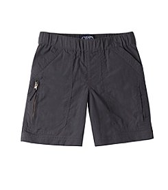 Chaps® Boys' 2T-20 Flat Front Nylon Shorts